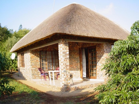 Orchards Farm Komatipoort Self Catering Cottage Outdoor View