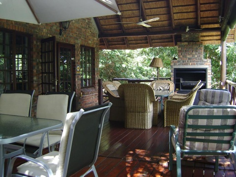 Mpumalanga Self Catering Komatipoort Patio