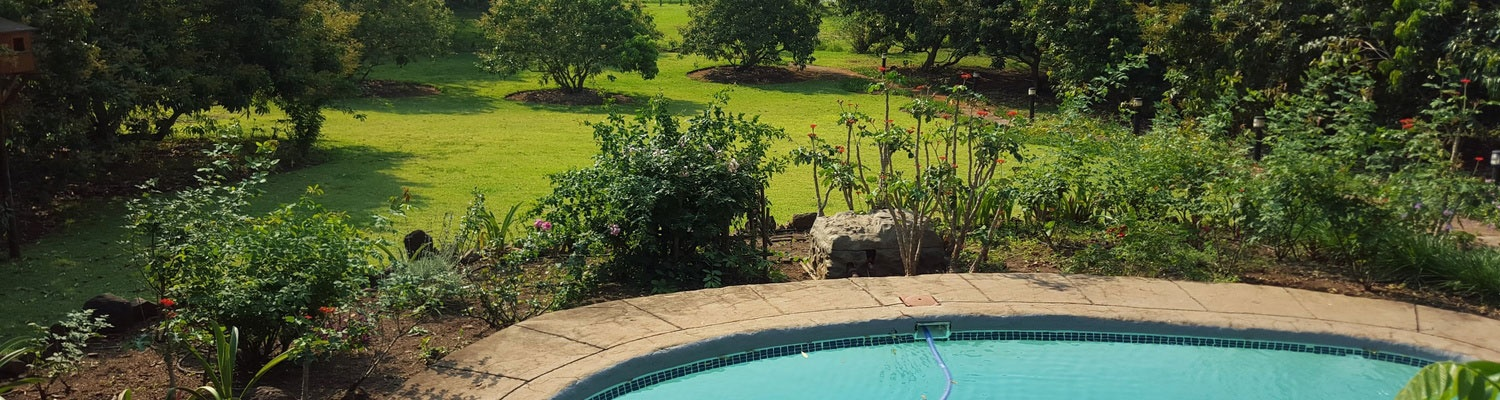 Komatipoort Cottages Swimming Pool