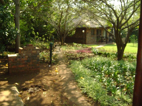 Komatipoort Self-Catering Cottage Garden