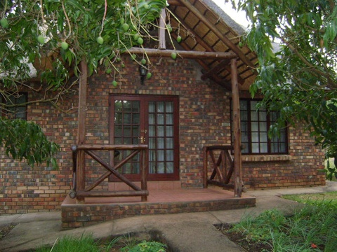 Komatipoort Self Catering Accommodation Porch