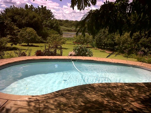 Orchards Farm Self Catering Komatipoort Swimming Pool