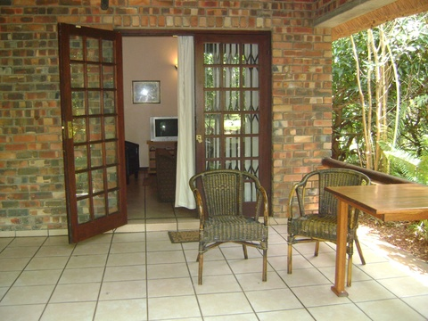 Mpumalanga Komatipoort Self Catering Cottage Entrance