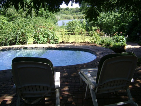 Komatipoort Self Catering Pool View