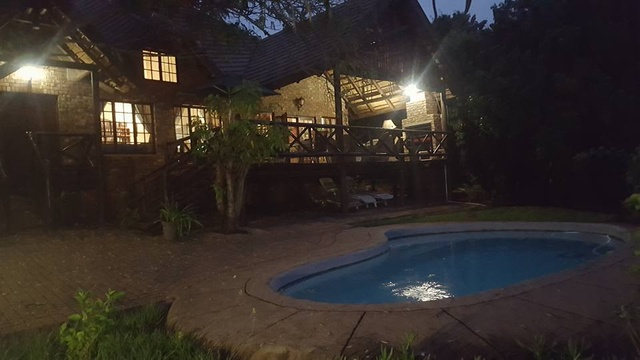 Komatipoort Accommodation Pool Area
