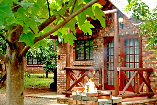 Mpumalanga Self Catering Cottage Porch